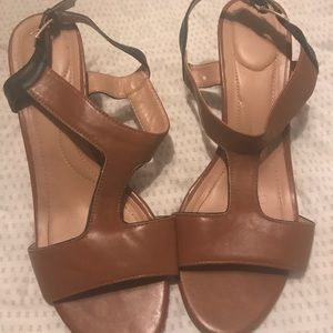 FINAL Price Drop Brown Sandals Size 9